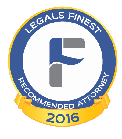 Legals Finest Recommended Law Firm 2015