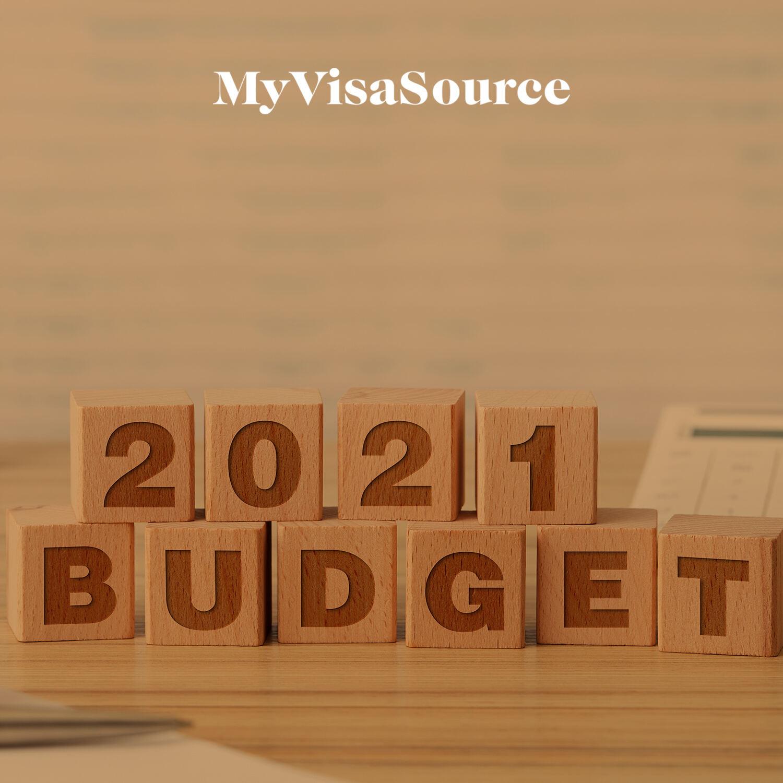 blocks spelling 2021 budget