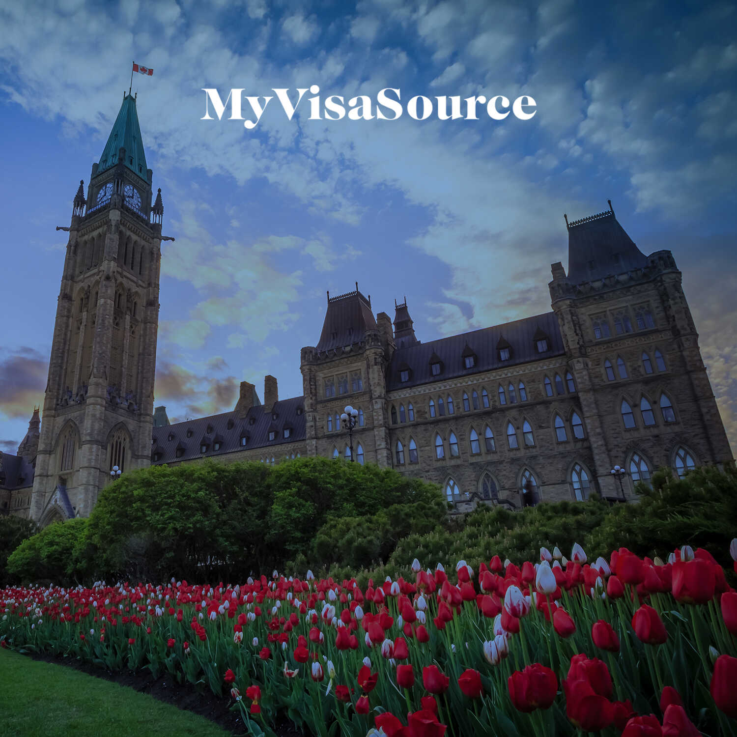 canadian government building in ottawa my visa source