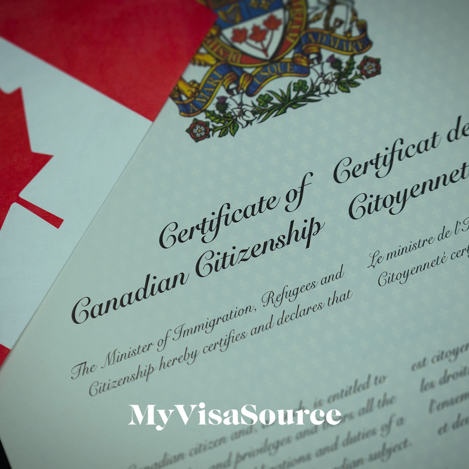 certificate of canadian citizenship my visa source