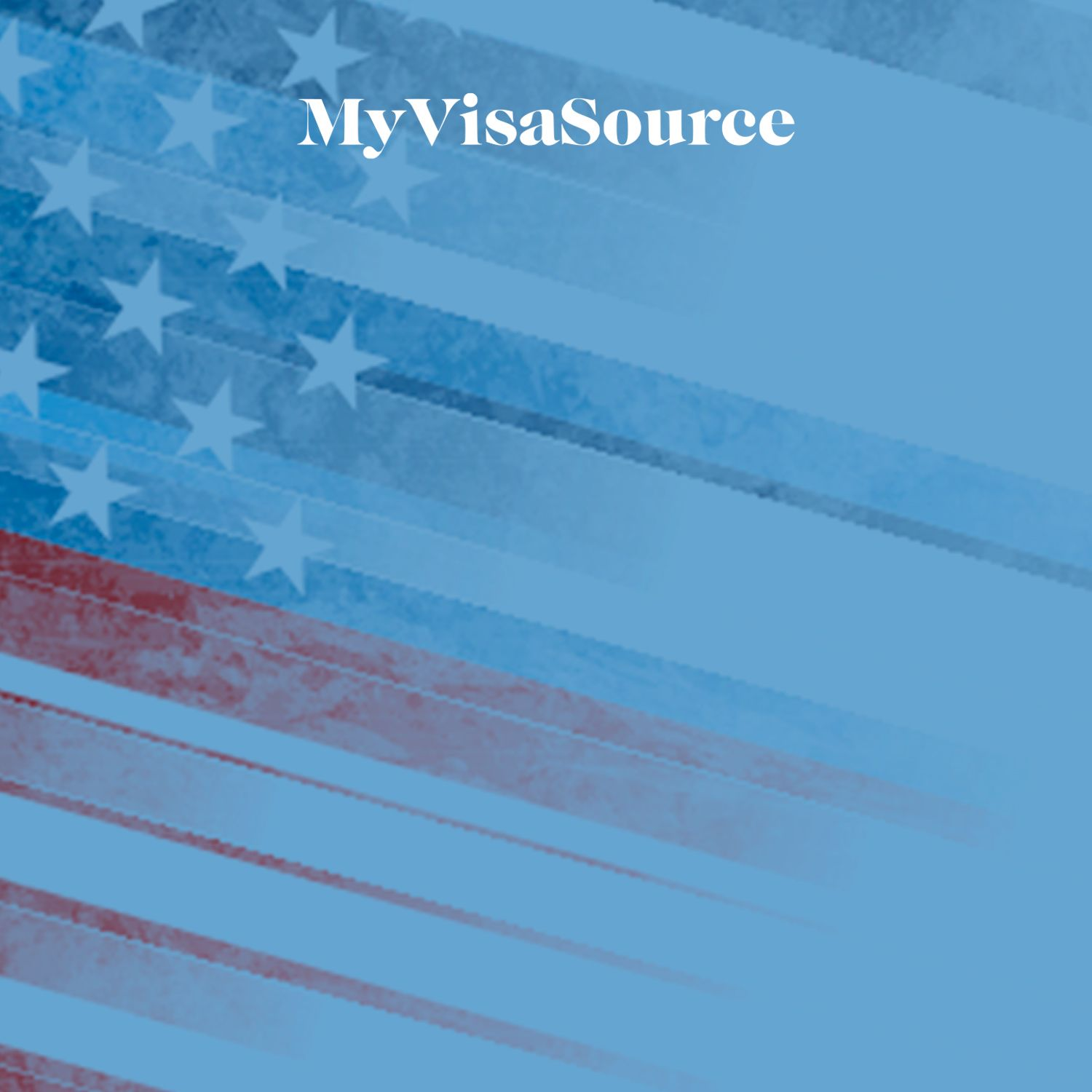 faded effect on an american flag my visa source