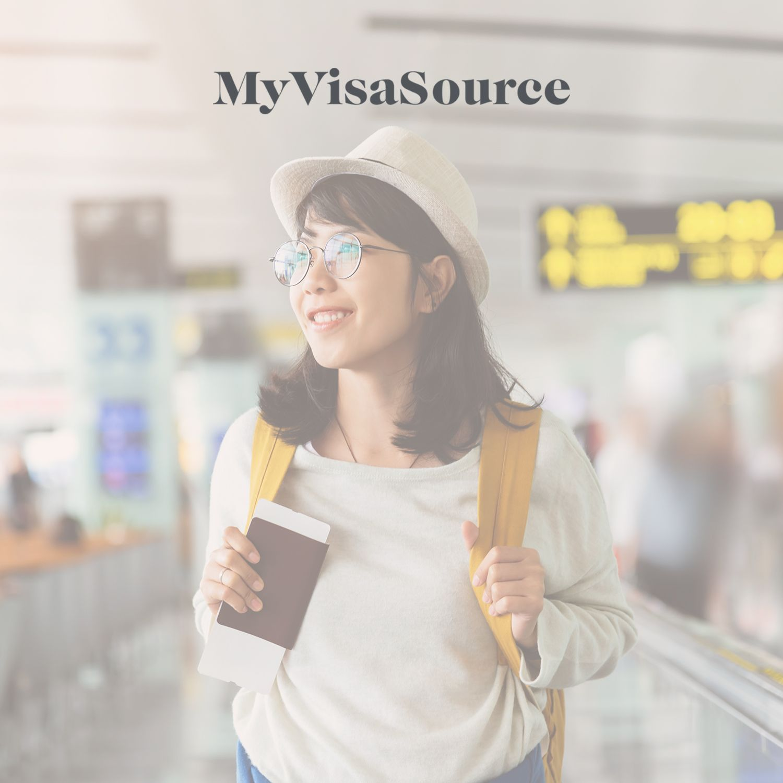 female asian traveler my visa source