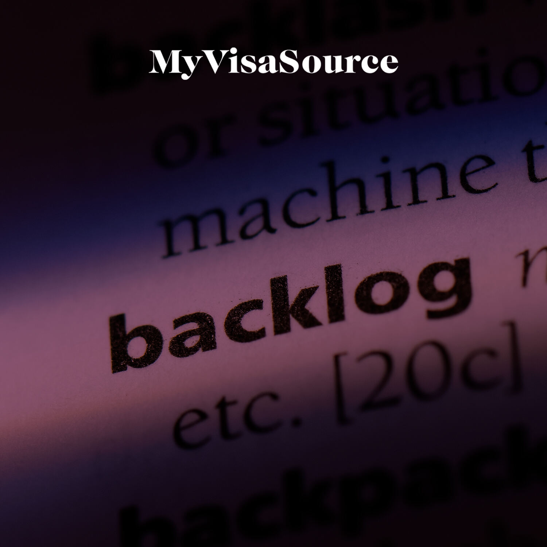 typed backlog on paper my visa source