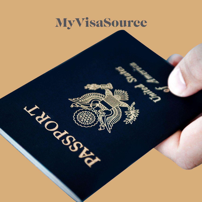 united states passport my visa source