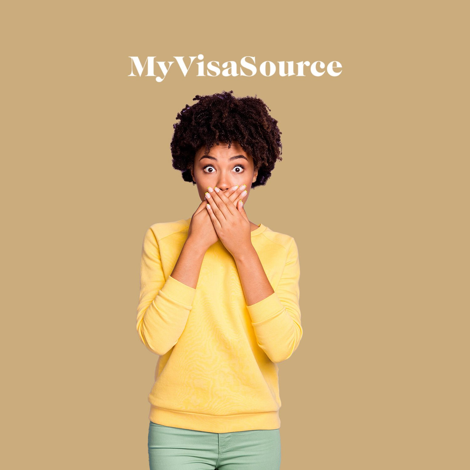 young female student looking shocked my visa source