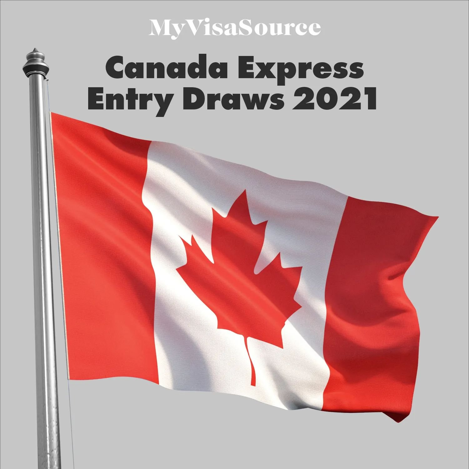 a canadian flag by my visa source