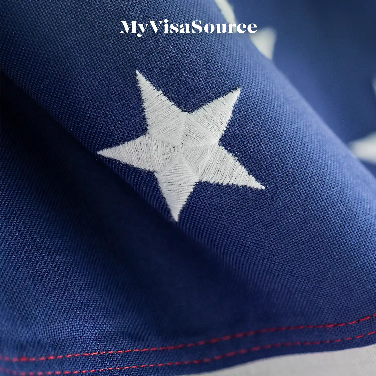 close-up-of-a-star-on-an-american-flag-by-my-visa-source