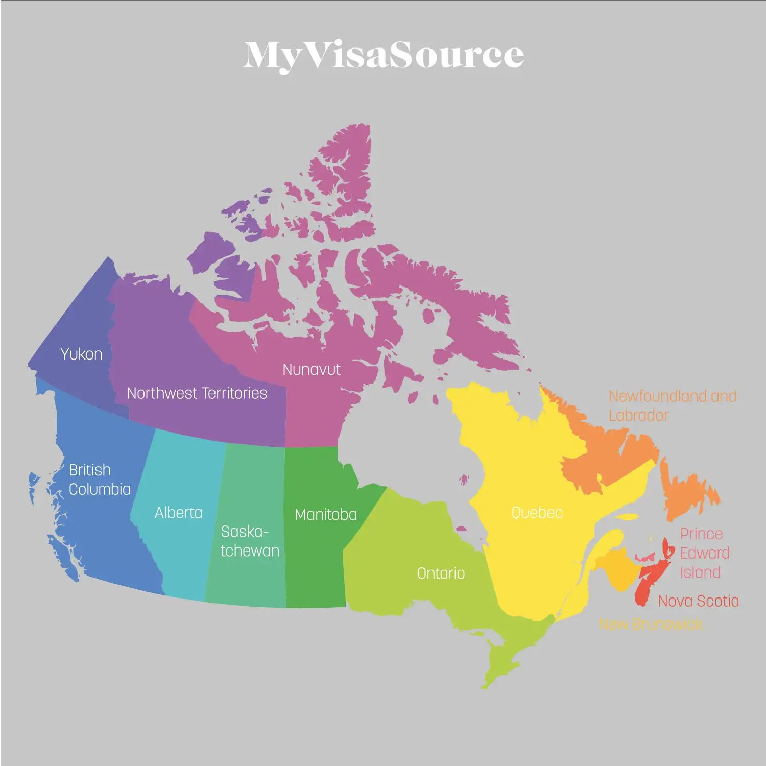 colourful-map-of-canada-with-provinces-and-territories-divided-by-bright-by-my-visa-source