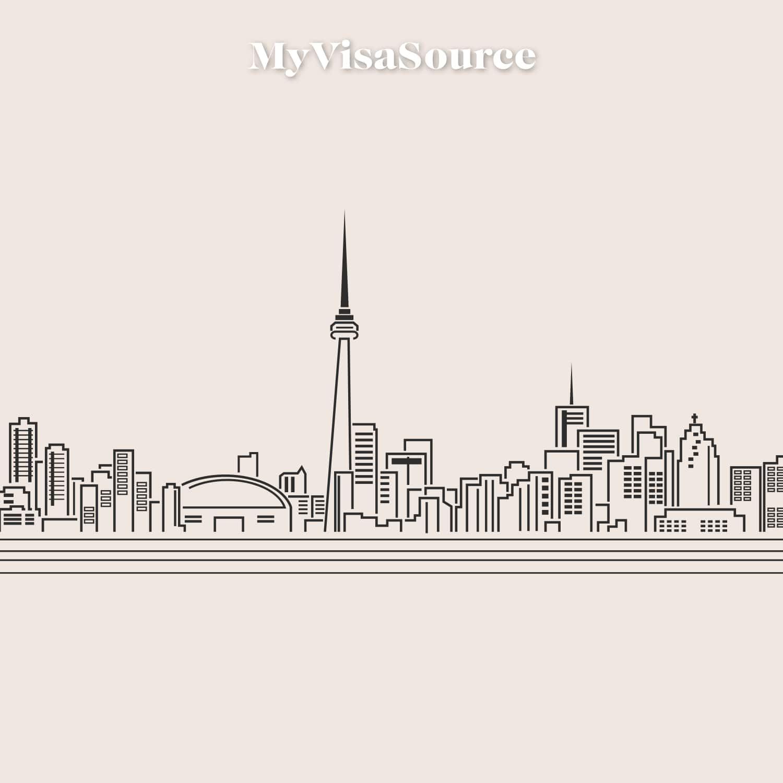 line-drawing-of-toronto-skyline-my-visa-source-min