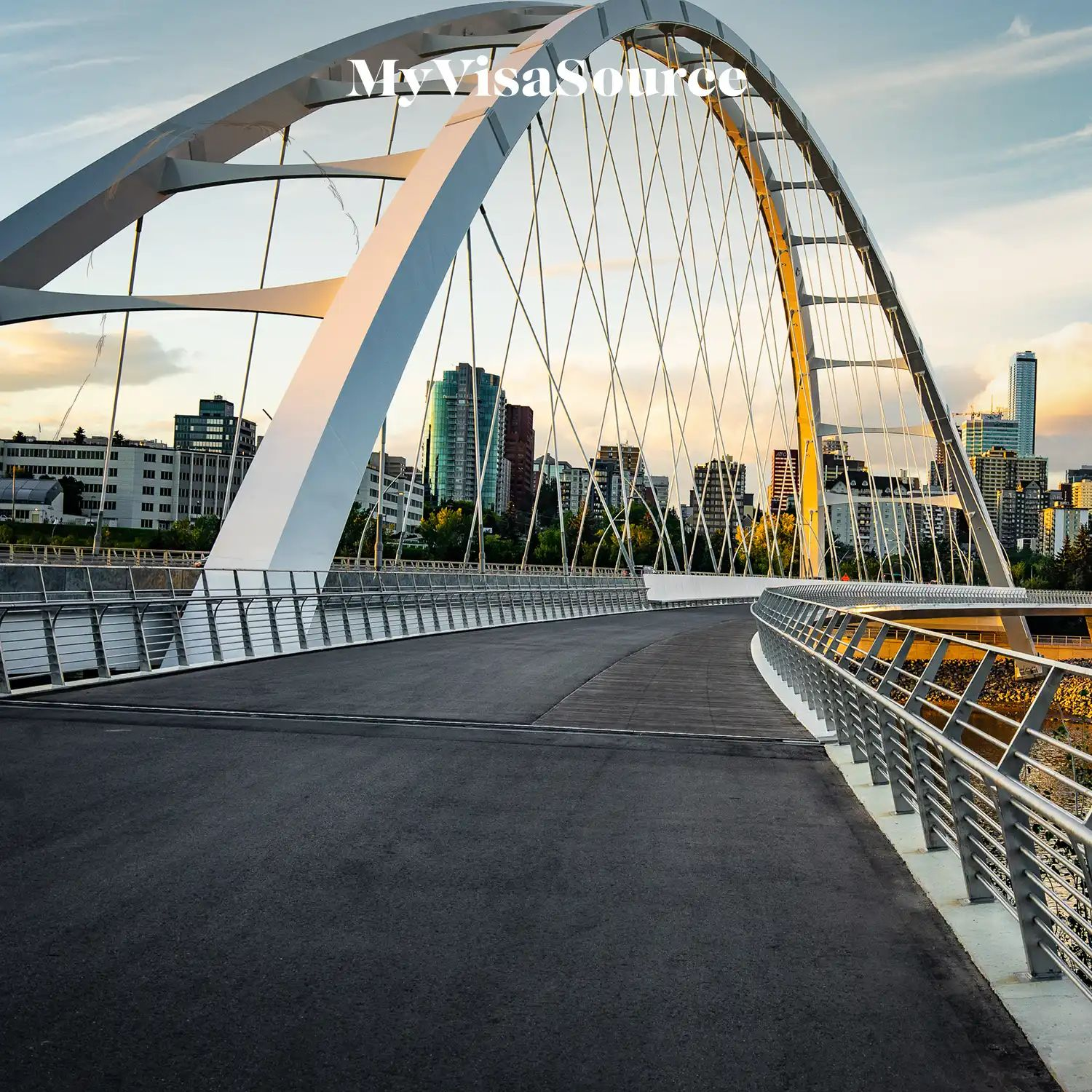 suspension-bridge-with-a-beautiful-view-in-edmonton-alberta-by-my-visa-source