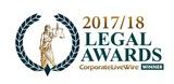 Corporate LiveWire award