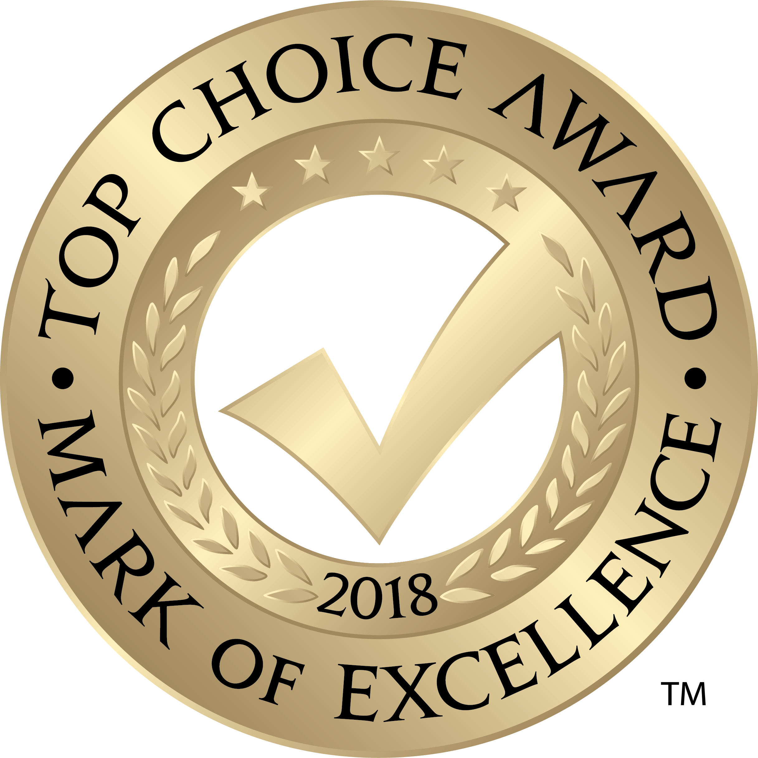 Top Choice Award 2018